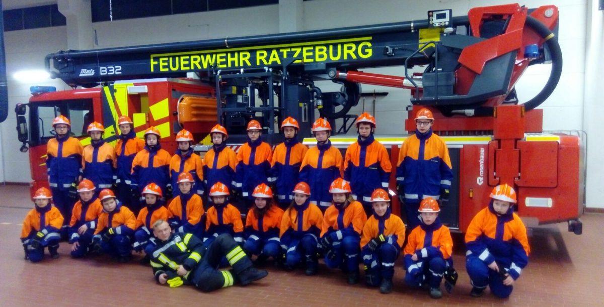 Jugendfeuerwehr Ratzeburg